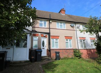 Thumbnail 3 bed terraced house for sale in Hawthorn Crescent, South Croydon