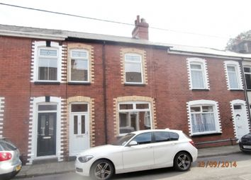 Thumbnail 3 bed terraced house to rent in Grove Place, Griffithstown, Pontypool