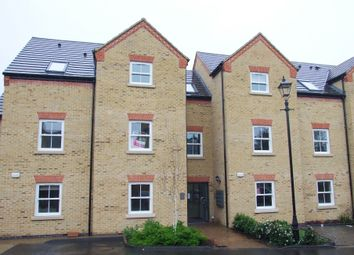Thumbnail 2 bedroom flat to rent in Temple Close, Huntingdon