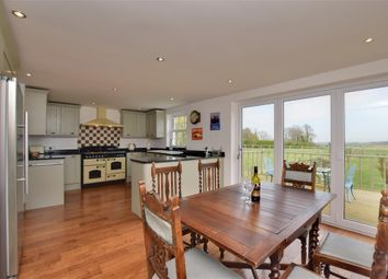 Thumbnail 3 bed detached house for sale in Roman Road, Maydensole, Dover, Kent
