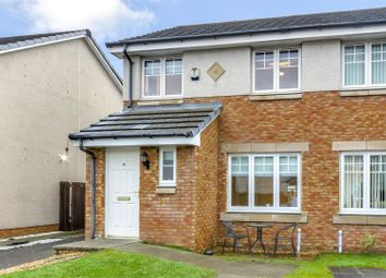 Thumbnail 3 bed semi-detached house for sale in John Muir Way, Motherwell