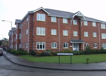 Thumbnail 2 bed flat to rent in Marlowe Court, Shakespeare Gardens, Rugby, Warwickshire