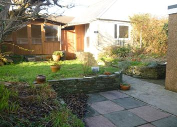 Thumbnail 3 bedroom bungalow to rent in Radford Park Road, Plymstock, Plymouth