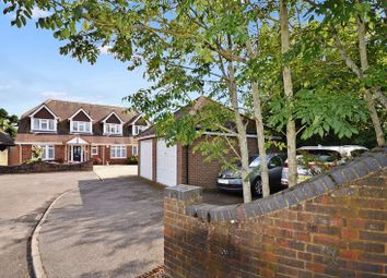 Thumbnail 6 bed detached house for sale in Lincoln Close, Station Road, Stoke Mandeville, Aylesbury