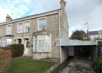 Thumbnail 3 bed semi-detached house for sale in Victoria Road, St. Austell