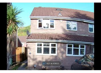 Thumbnail 3 bed semi-detached house to rent in Lauriston Park, Cardiff