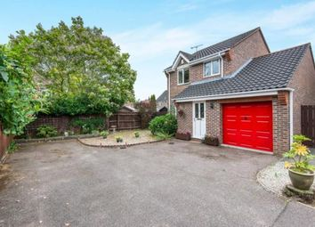 Thumbnail 3 bedroom detached house for sale in Taverham, Norwich, Norfolk