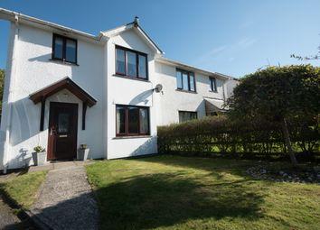 Thumbnail 3 bed semi-detached house for sale in Clos-Y-Llan, Lledrod, Aberystwyth