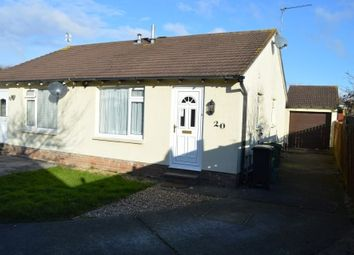 Thumbnail 2 bed bungalow for sale in Abbots Close, Weston-Super-Mare
