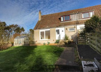 Thumbnail 3 bed semi-detached house for sale in West Cottage, South Dron, Near St Andrews, Fife