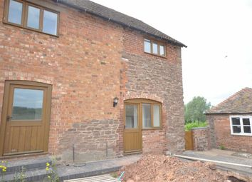 Thumbnail 3 bed end terrace house to rent in Millend Court, Castle Frome, Ledbury