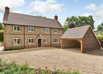 Thumbnail 4 bed detached house to rent in Burr Lane, Shalbourne, Marlborough, Wiltshire