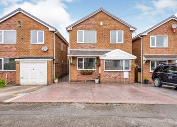 3 bed detached house for sale in Metcalf Road, Newthorpe, Nottingham NG16