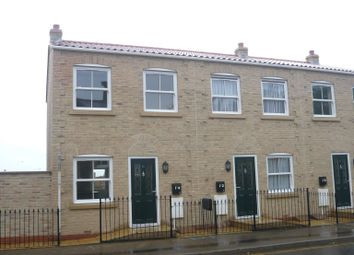 Thumbnail 2 bed end terrace house to rent in Church Road, Downham Market