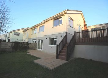 Thumbnail 3 bed semi-detached house to rent in Larkham Lane, Plympton, Plymouth
