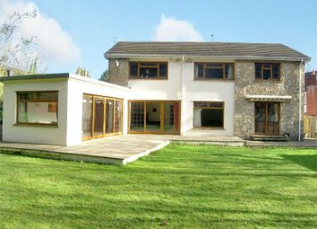 Thumbnail 5 bed detached house for sale in Rhiwbina Hill, Rhiwbina, Cardiff