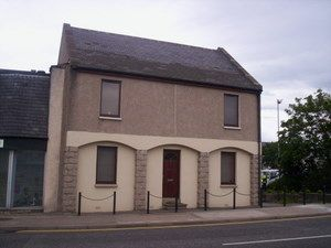 Thumbnail 2 bed flat to rent in Northfield Terrace, Moray, Elgin