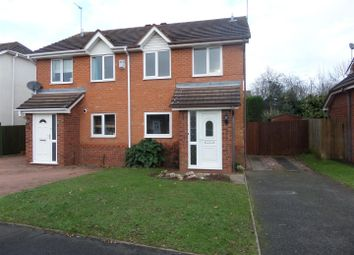 Thumbnail 3 bed semi-detached house to rent in Coltman Close, Lichfield