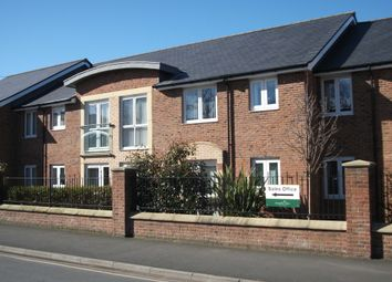 Thumbnail 2 bed flat for sale in Malpas Court, Northallerton