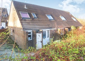 Thumbnail 3 bedroom semi-detached house for sale in Arncliffe Drive, Heelands, Milton Keynes