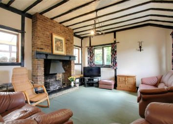 Thumbnail 3 bed detached bungalow for sale in Johns Road, Tatsfield, Westerham