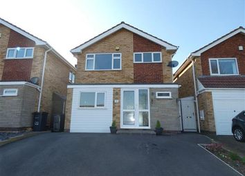 Thumbnail 3 bed detached house for sale in Leabrook Close, Yardley, Birmingham