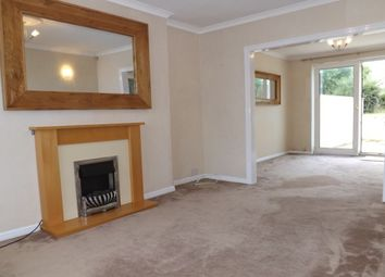 Thumbnail 3 bed semi-detached house to rent in Rospeath Crescent, Central, Plymouth
