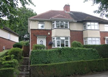 Thumbnail 3 bedroom semi-detached house for sale in Thimblemill Road, Bearwood, Smethwick