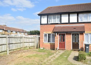 Thumbnail 2 bed semi-detached house to rent in Churchill Close, Feltham, Greater London