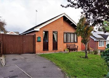 Thumbnail 2 bed detached bungalow for sale in Stainforth Street, Mansfield Woodhouse