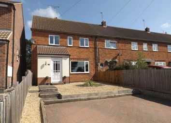 Thumbnail 2 bed end terrace house for sale in Hillcrest Avenue, Kibworth Beauchamp, Leicester, Leicestershire