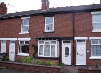 Thumbnail 3 bed terraced house to rent in Harrowby Street, Stafford