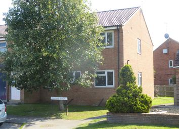 Thumbnail 2 bed flat for sale in Station Court, Easingwold, York
