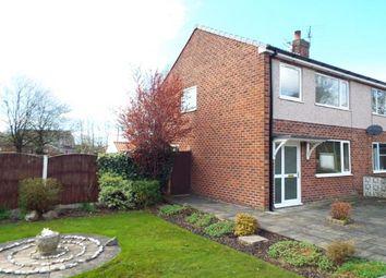 Thumbnail 3 bed semi-detached house for sale in Pear Tree Close, Walton-Le-Dale, Preston, Lancashire