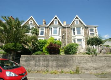 Thumbnail 4 bed terraced house for sale in Springfield Terrace, Baglan, Port Talbot