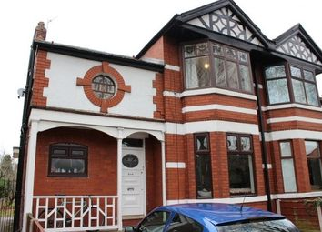 Thumbnail 2 bed flat to rent in Brantingham Road, Chorlton Cum Hardy, Manchester