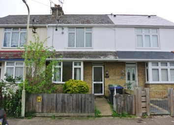 Thumbnail 2 bed terraced house to rent in Station Road, Whitstable