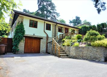 Thumbnail 4 bed detached house for sale in Carlton Road, Headley Down