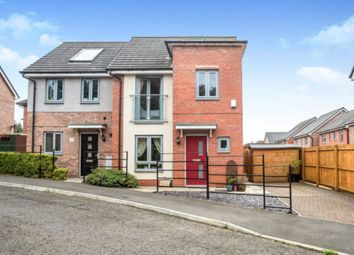 Thumbnail 3 bed semi-detached house for sale in Holeyn Road, Throckley, Newcastle Upon Tyne