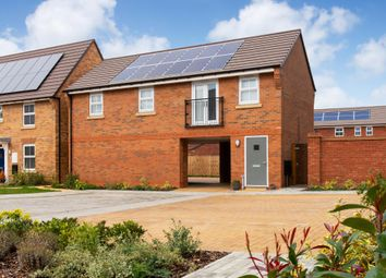 "Thumbnail 2 bed flat for sale in ""Stevenson"" at Carters Lane, Kiln Farm, Milton Keynes"