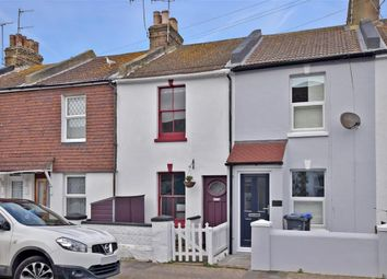 Thumbnail 3 bed terraced house for sale in Howard Street, Worthing, West Sussex