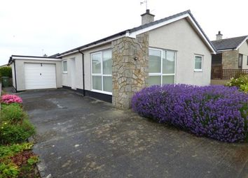 Thumbnail 3 bed bungalow for sale in Crud Yr Awel, Newborough, Sir Ynys Mon