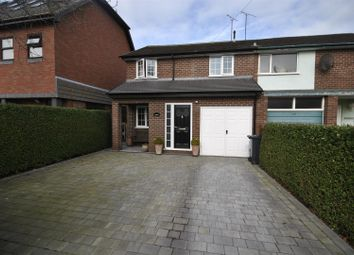 Thumbnail 3 bed semi-detached house to rent in Shavington Avenue, Hoole, Chester