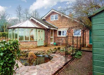Thumbnail 4 bed detached house for sale in Corby Hill, Carlisle