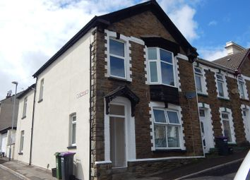 Thumbnail 3 bed end terrace house to rent in Nicholas Street, Pontypool