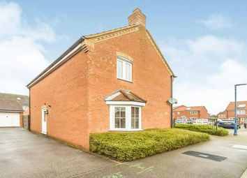 Thumbnail 3 bed detached house for sale in The Glebe, Clapham, Bedford, Bedfordshire