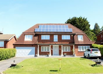 Thumbnail 4 bed detached house for sale in Mymms Drive, Brookmans Park, Hatfield, Herts