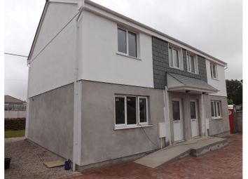 Thumbnail 3 bedroom semi-detached house for sale in Rosewarne Close, Camborne