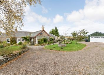 Thumbnail 3 bed detached bungalow for sale in Broomend, Meigle, Blairgowrie