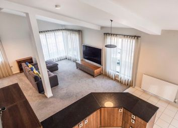 Thumbnail 3 bedroom flat for sale in Four Chimneys Crescent, Hampton